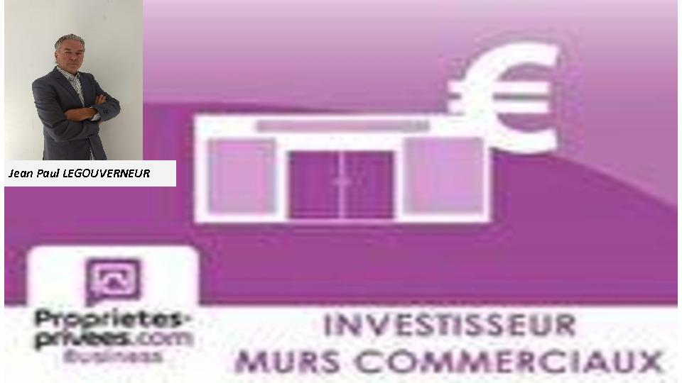 ISERE - MURS COMMERCIAUX LOUES - INVESTISSEUR