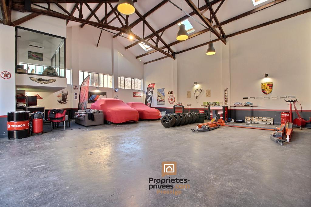 AVIGNON 84000 - Garage Automobile 390 m²
