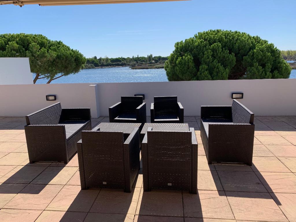 Appartement Le Grau du Roi à Port Camargue 4 pièces de 132 m2