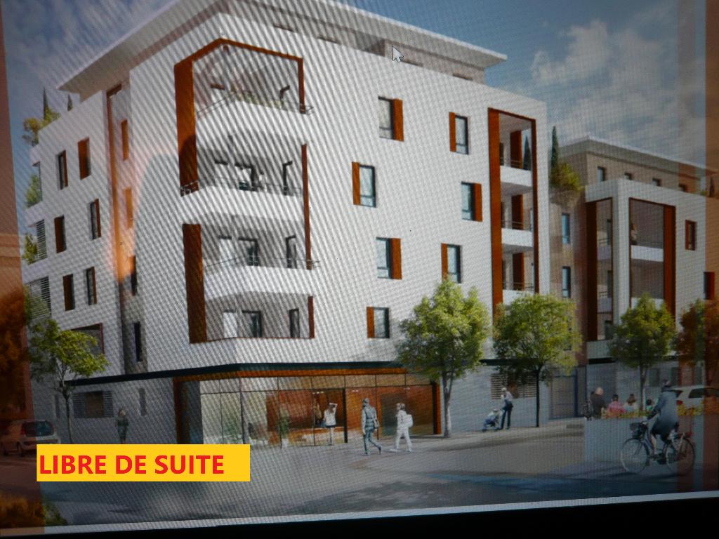 GARD.NIMES. 30000. Appartement neuf, disponible de suite,  3 pièces de 73m2 avec terrasse de 18 m2