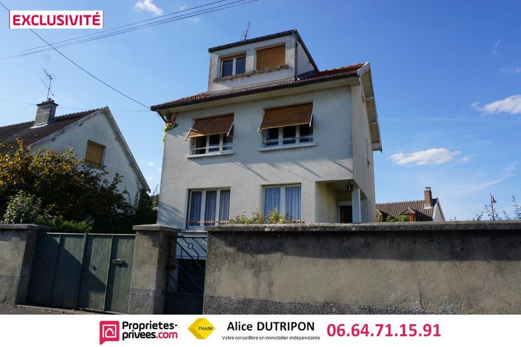 Maison Sézanne 5 pièce(s) 95 m2