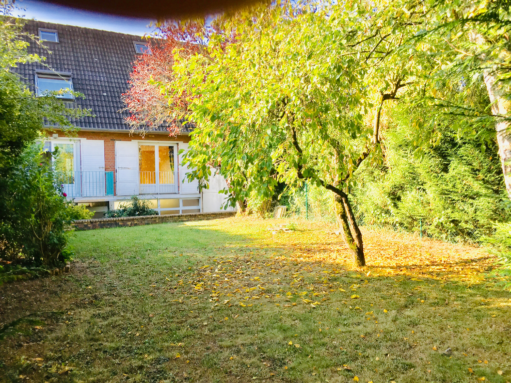Maison à vendre Amiens 5 pièces 105 m2 avec un beau jardin