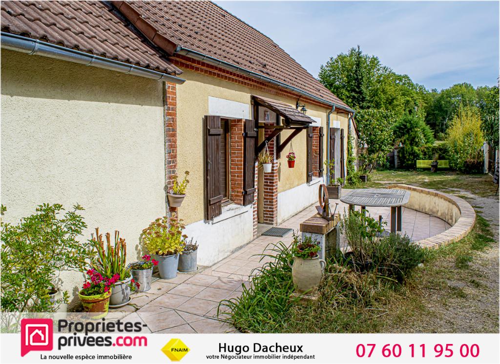 Maison Theillay 4 pièce(s) 96 m2