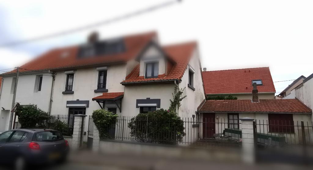 Villa Wimereux 138 m2 proche mer