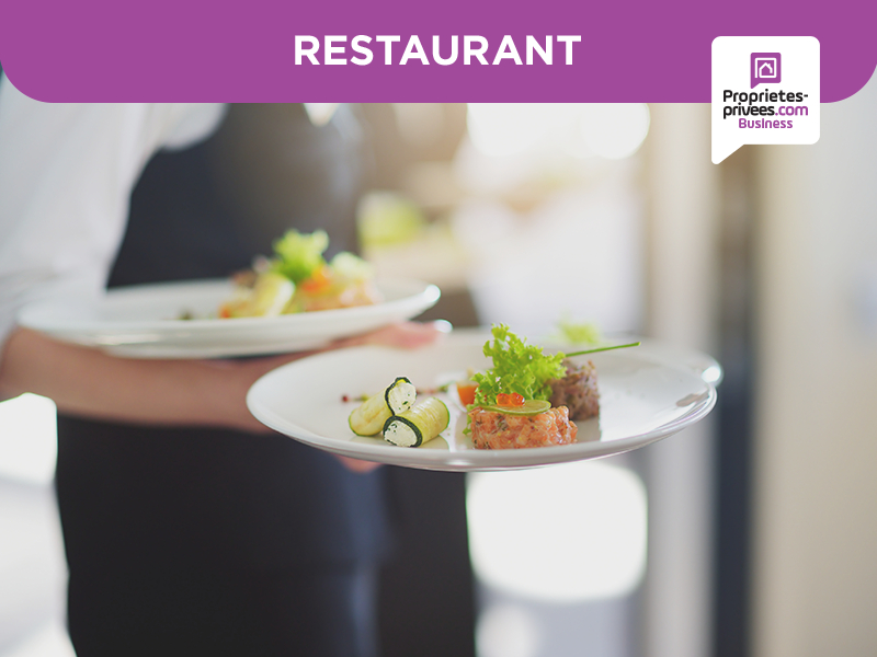 LYON 69002 - Restaurant Presqu'île  - Bel emplacement