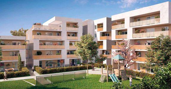 Appartement Colomiers 5 pièce(s) 98.33 m2