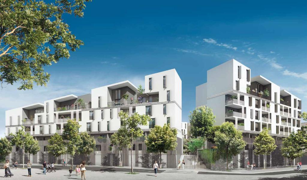Appartement  3 pièces neuf 60.92 m2