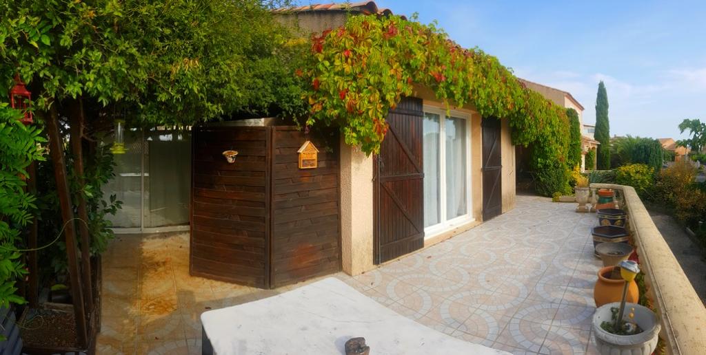 Villa T6 de 145m² avec garage sur 435m² de terrain