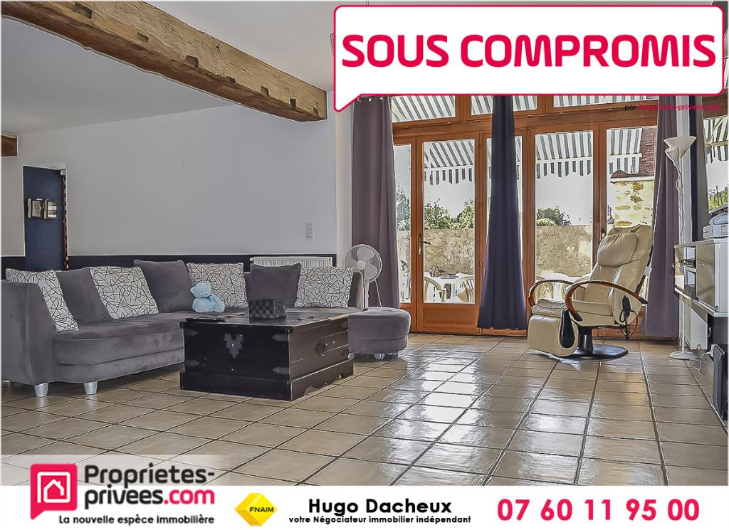 Maison Massay 8 pièce(s)  240 m²  (SOUS COMPROMIS)
