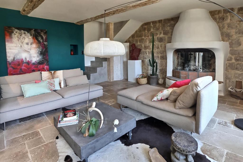 Maison et gîte à Logrian Florian 6 pièces 150 m²