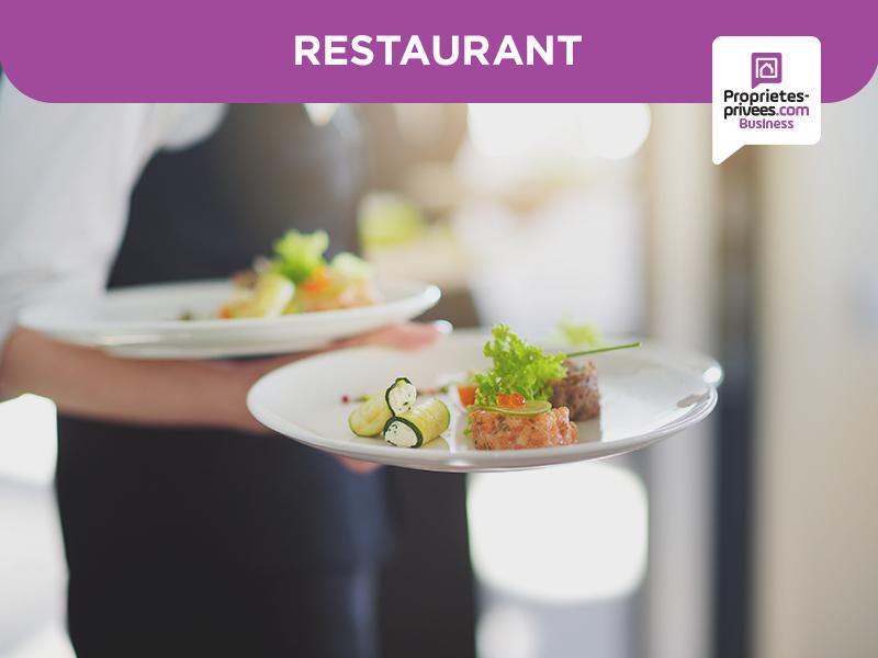 MEULAN 78250 - CENTRE VILLE - Restaurant 70 couverts 140 m 2