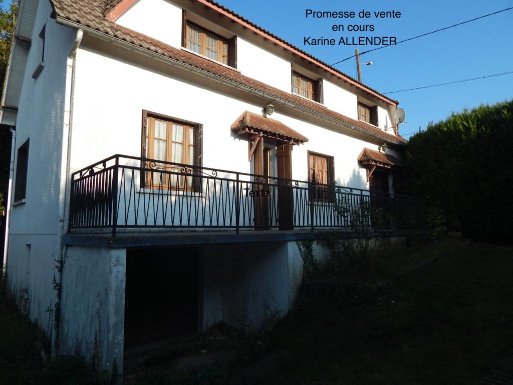 Maison Thorigny Sur Oreuse 6 pièce(s) 114 m2