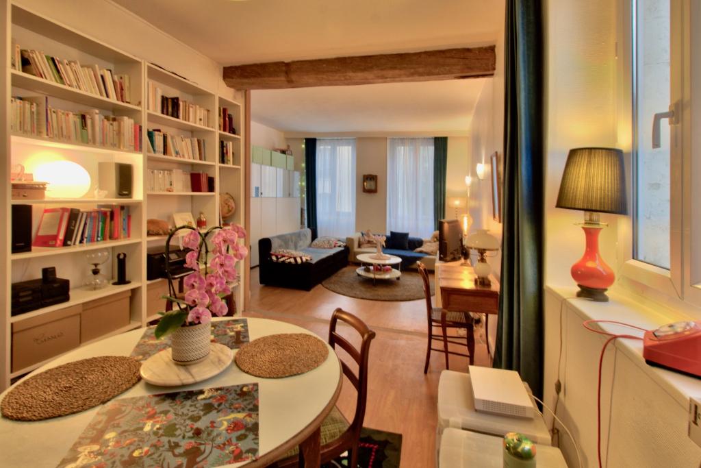 EXCLUSIVITE PONTOISE 95300 Appartement  4 pièce(s) 86m2 plus son jardinet de 38m²