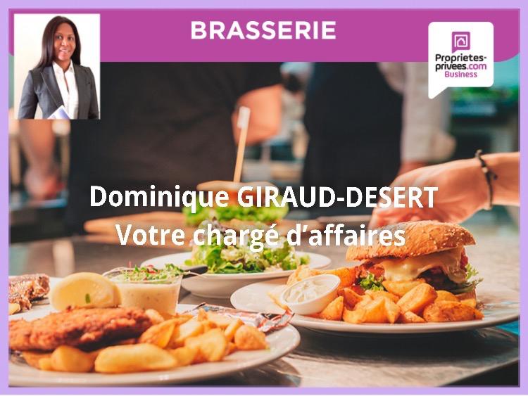 PARIS 75017 -BRASSERIE RESTAURANT 50 COUVERTS -Courcelles