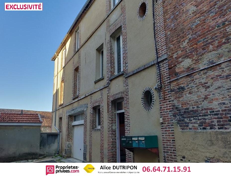 Immeuble Sézanne 4 appartements
