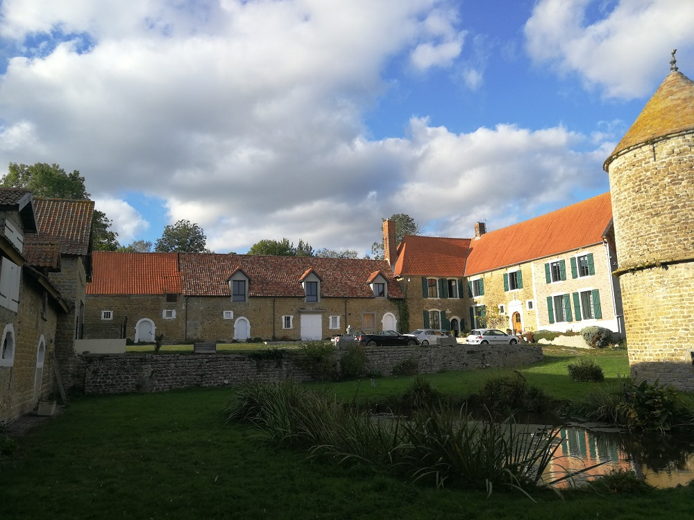 HESDIN L'ABBE - HARDELOT PLAGE - 10 kms - Manoir du Boulonnais - 17ème siècle