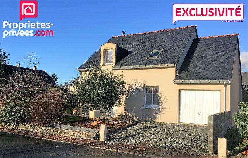 Vente maison 110 m saint georges sur loire 49170 - Garage blanchard saint georges sur loire ...