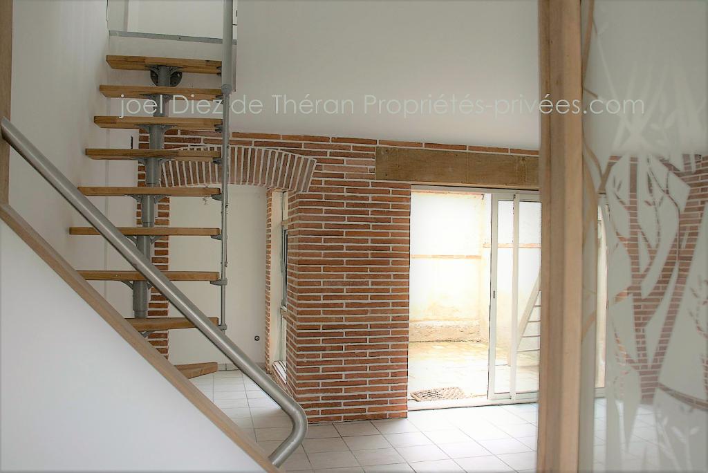 Maison de village  Nord Toulouse 4 pièces 138 m2
