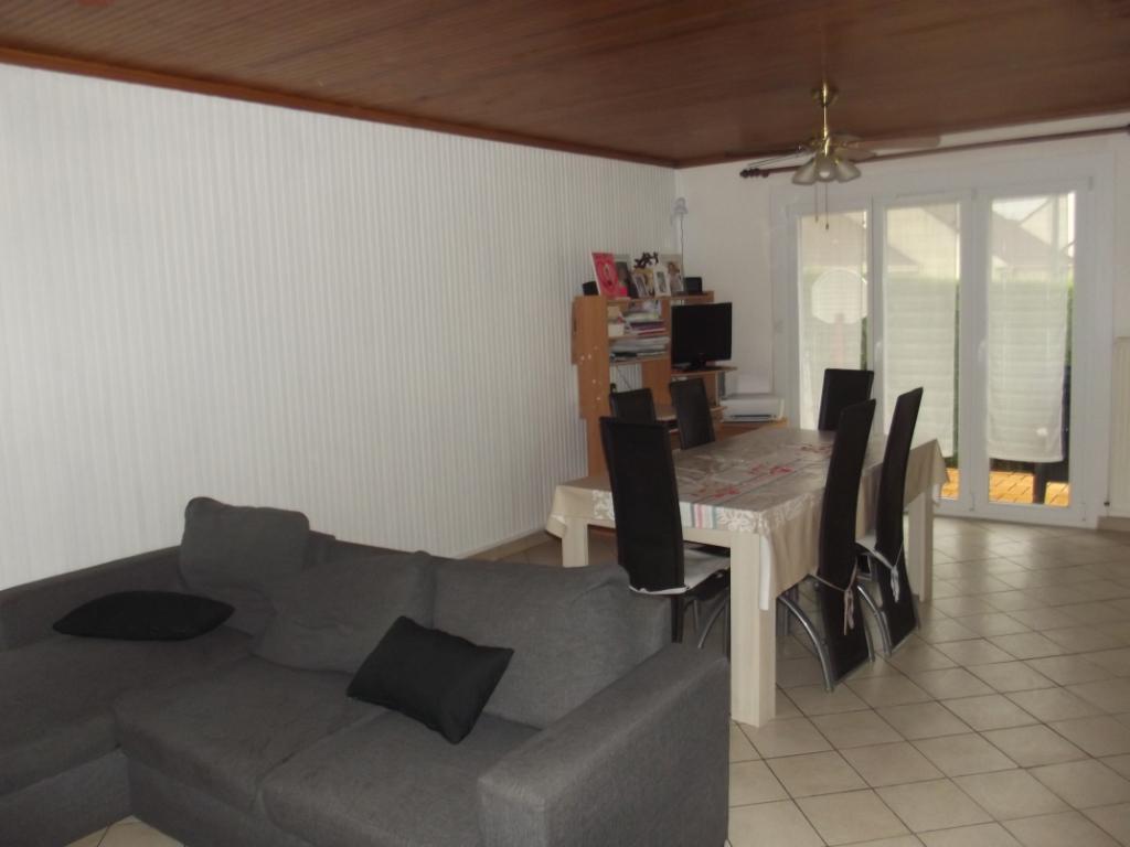 Saint Ouen  Maison 88 m²  3 chambres
