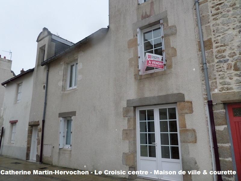 Maison de Ville - Le Croisic 7 pièce(s) 152 m2