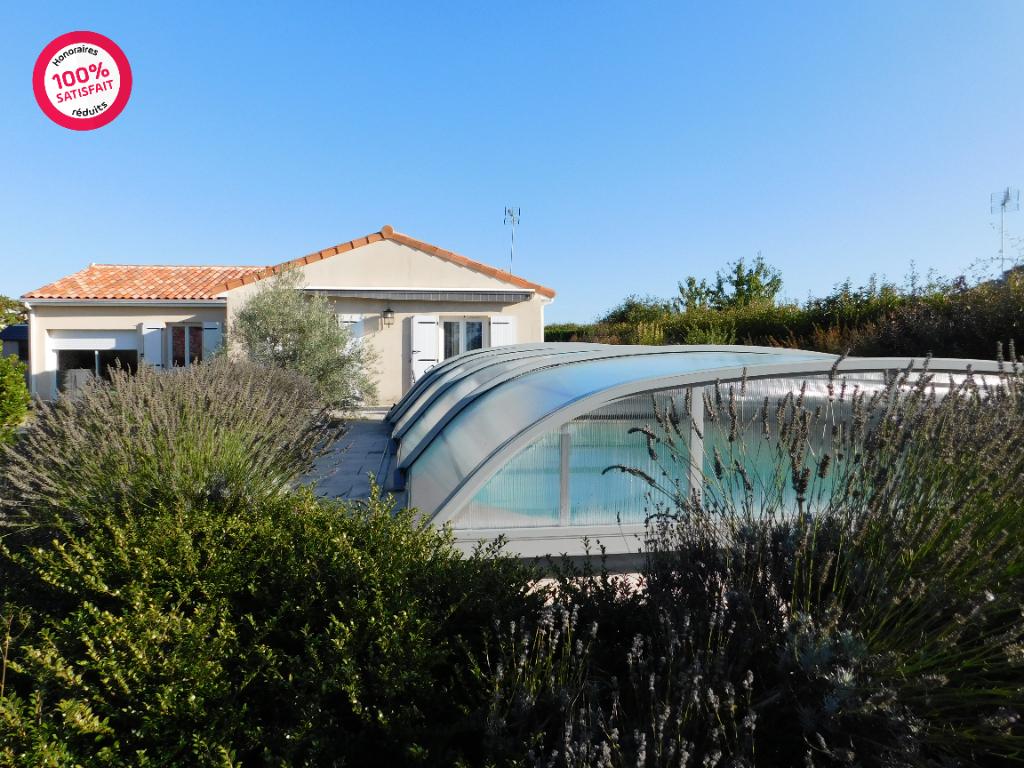 Maison à proximité de La Rochefoucauld 5 pièce(s) 100 m²