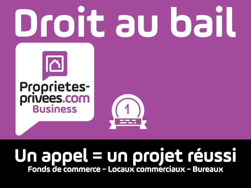 Secteur Mantes la Jolie - Local Commercial 140 m2 avec Parking
