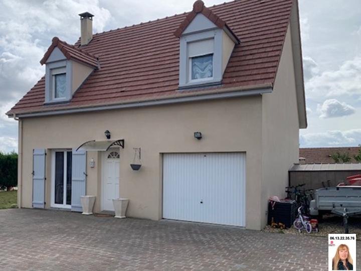 Les Andelys - Maison récente de 89 m2 - 3 chambres - sur un terrain de 700 m2  - Prix : 198.550