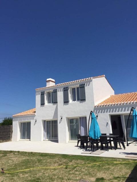 Maison neuve 4 chambres Noirmoutier