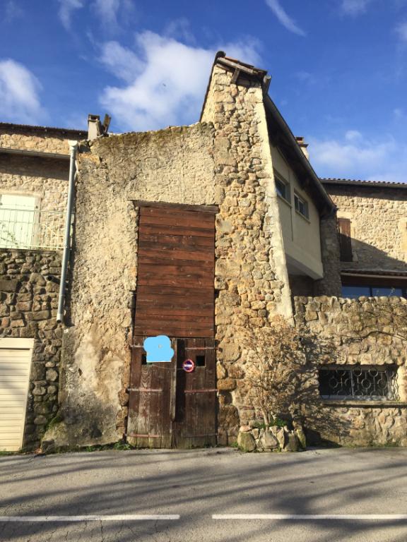 Maison de village  5 pièce(s) à rénover - Meyras, à 15 minutes d'aubenas
