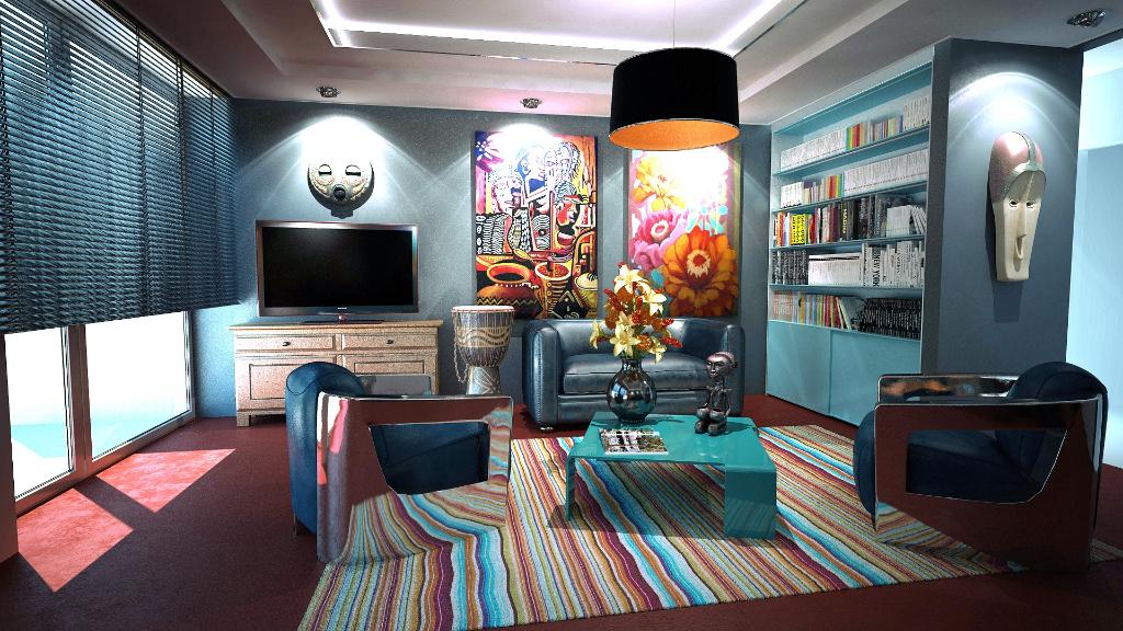 Appartement à vendre Amiens 4 pièces 77.85 m2 avec deux terrasses