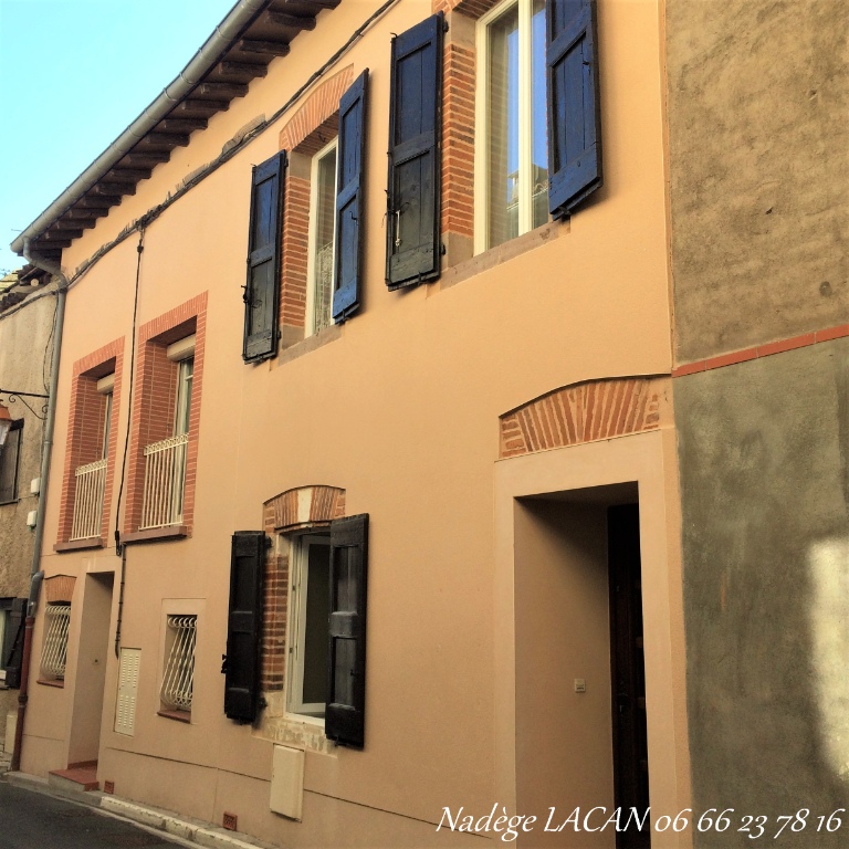 81380 LESCURE D'ALBI, Maison de village 148m², idéal INVESTISSEUR, 3 logements possibles
