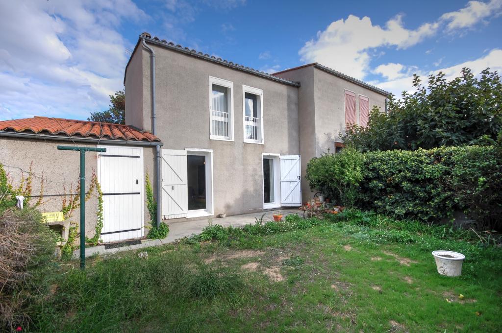 Maison 4 chambres jardin garage