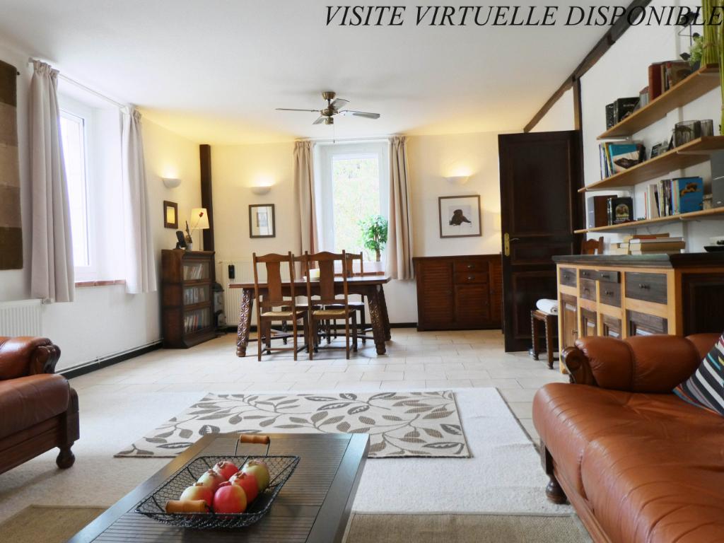 Maison Castelsagrat  217 m2 - avec vue - terrain 8000 m²
