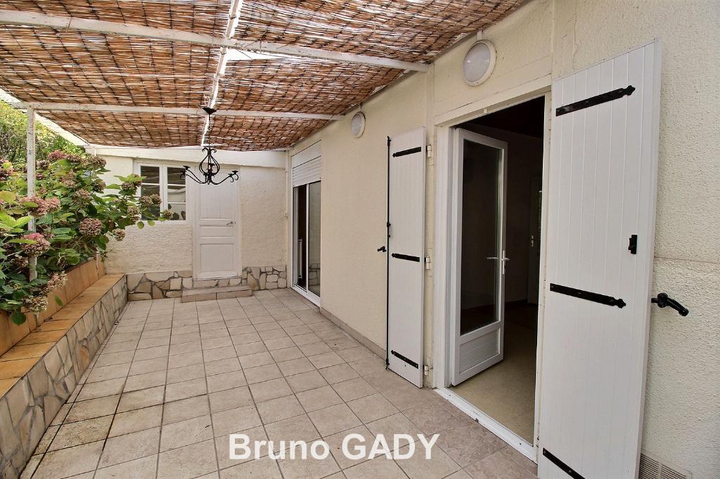 Maison 126 m2 avec garage et jardin