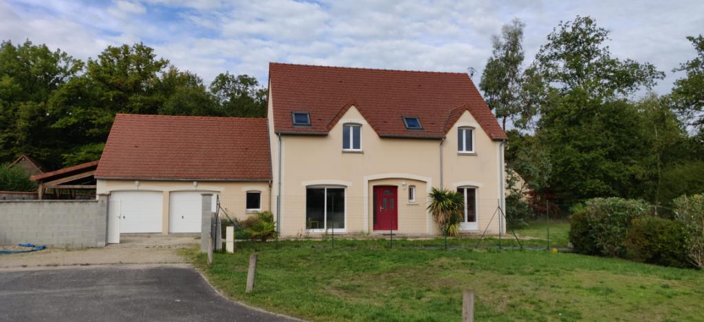 Maison La Ferte Saint Cyr 7 pièce(s) 178 m2