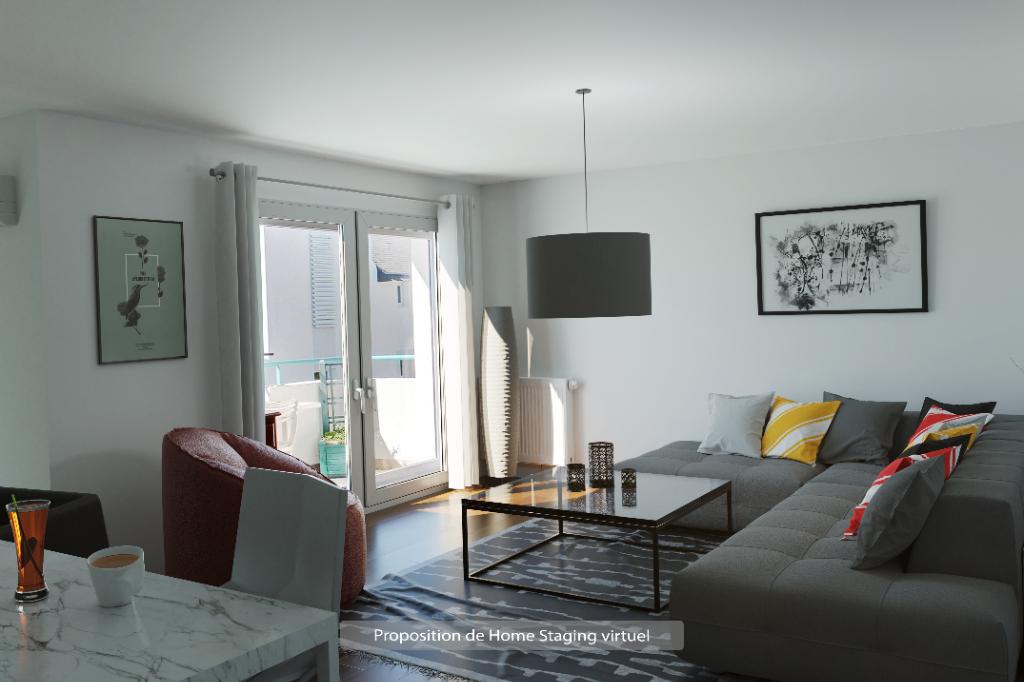 Appartement Vannes 3 pièce(s) 72 m2