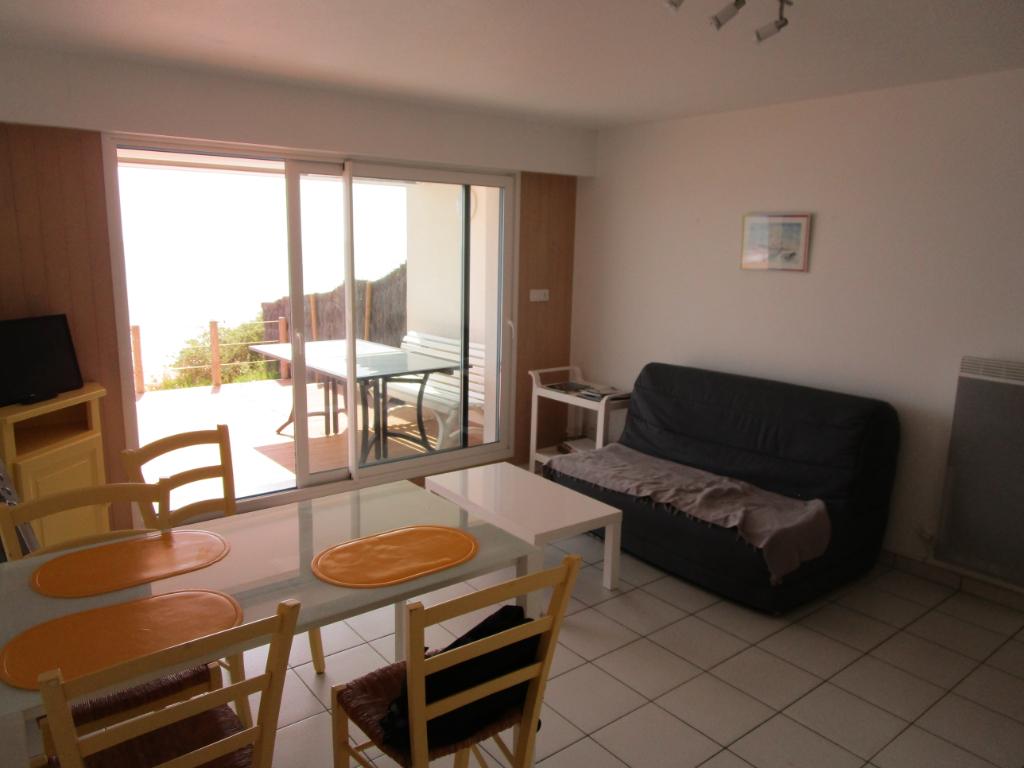 Appartement Longeville Sur Mer 2 pièce(s) 42.60 m2