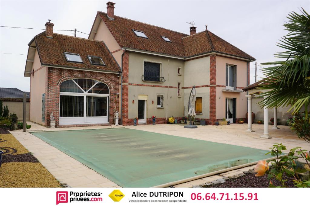 Village proche Sézanne