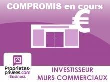 MURS COMMERCIAUX EXCLUSIVITE - Local commercial proche marché