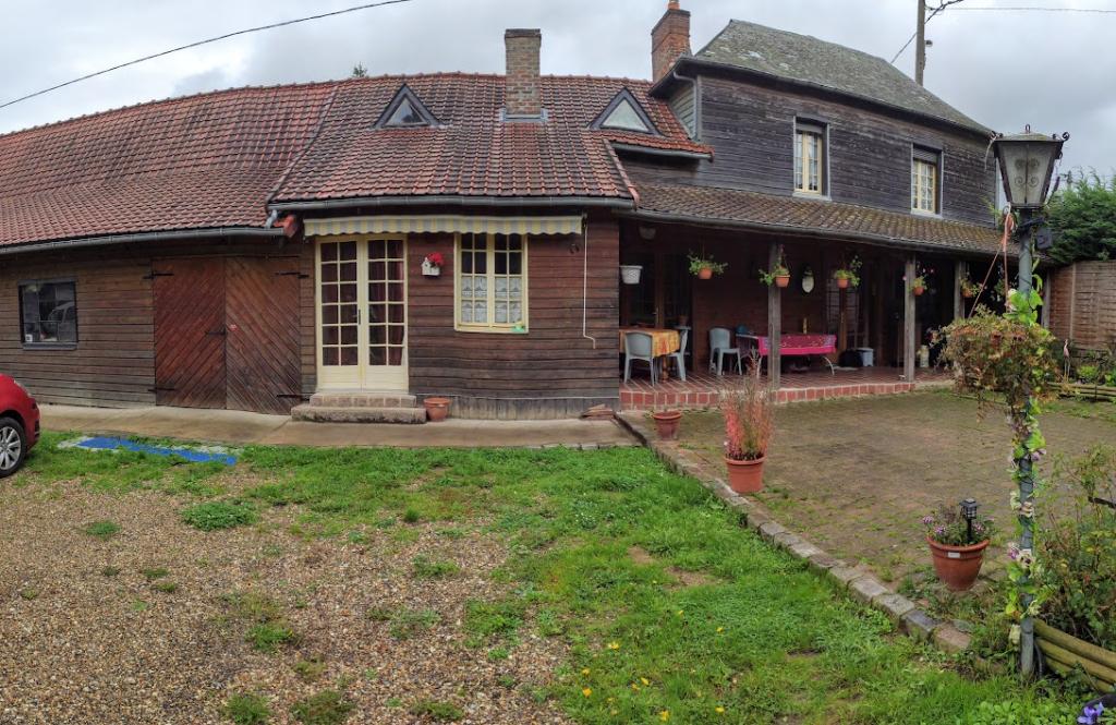 St Aubin Rivière Maison 3 chambres 130 m²
