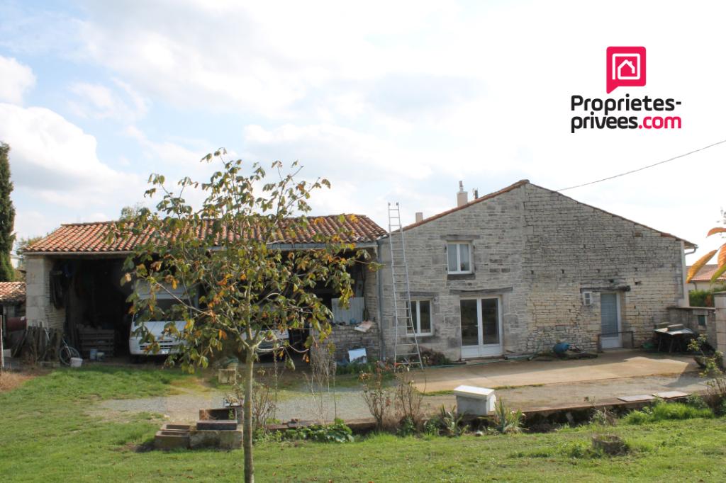 EXCLUSIVITE.Maison Beauvoir Sur Niort 7 pièce(s) 176 m2