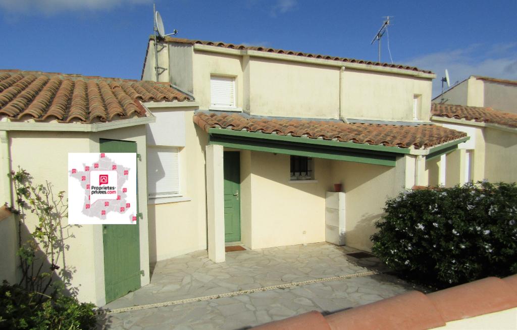 Maison  4 pièce(s) 45 m²  St Denis d'Oléron - Île d' Oléron -