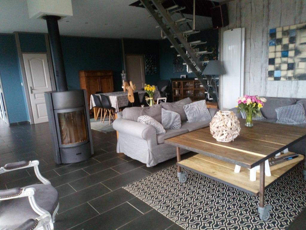 Maison Halinghen 7 pièce(s) 220 m2