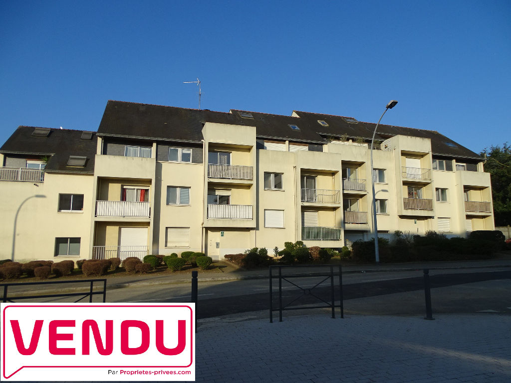Appartement T2 Angers  40.42 m2
