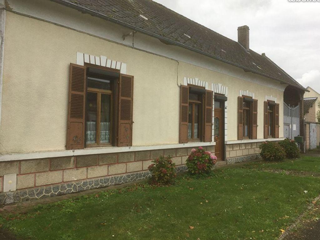 Candas Longère 2 chambres 130 m2