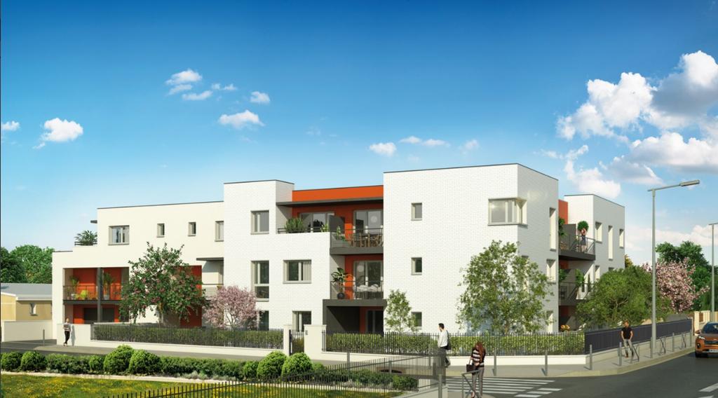 Appartement Toulouse 3 pièce(s) 58.08 m2