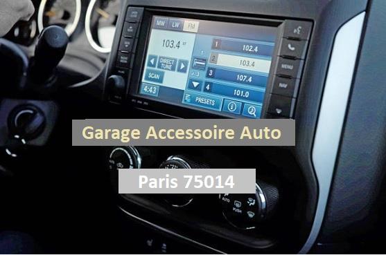 Paris 75014 Garage, accessoires automobile, installation, dépannage, réparation 120 m2