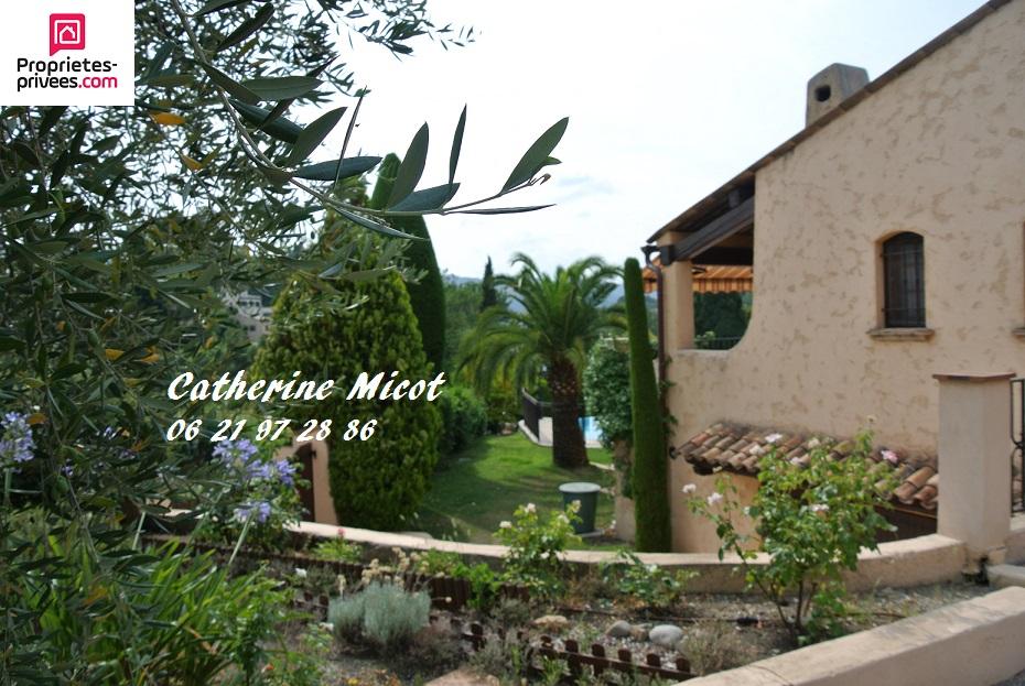 Maison La Roquette Sur Siagne 7 pièce(s) 202 m2