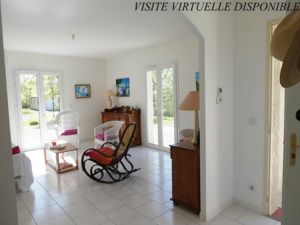 Maison proche Lauzerte 6 pièces 135 m2 avec vue