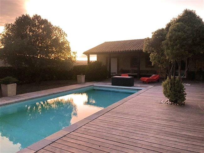 Limoux Villa de prestige sur 5200 m² de terrain